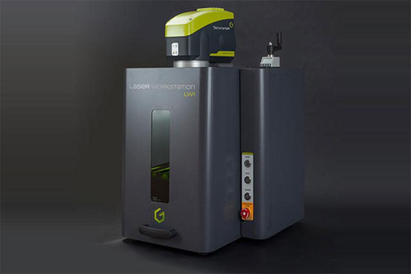 Laser Workstation 1