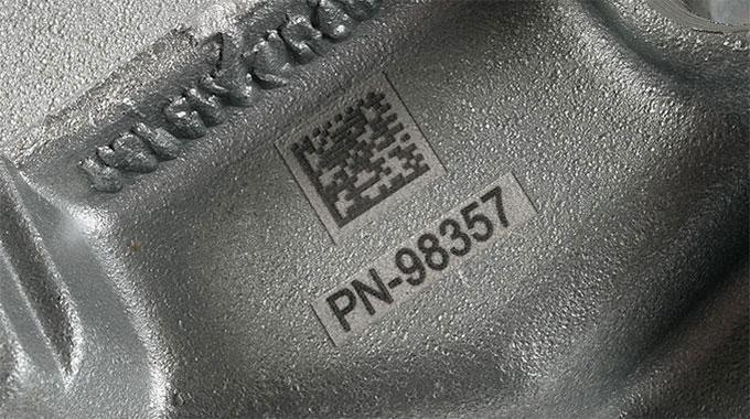 Σήμανση σε μέταλλο