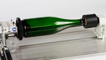 Κυλινδρικό Εξάρτημα για Laser-Γυάλινο μπουκάλι