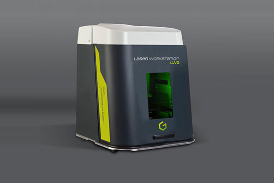 Gravograph- Laser Workstation 2