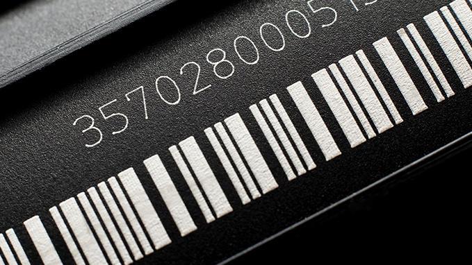 Gravographellas-Σήμανση Barcode - DataMatrix