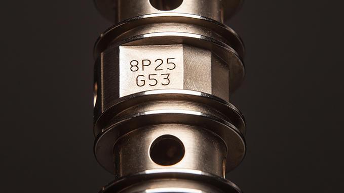 Gravographellas-Σήμανση σε μέταλλο