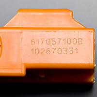 Gravographellas-Σήμανση σε πλαστικό