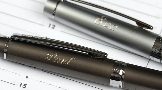 Gravographellas-Χάραξη σε στυλό
