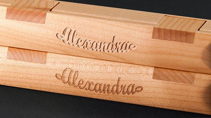 Gravographellas-Χάραξη σε ξύλο